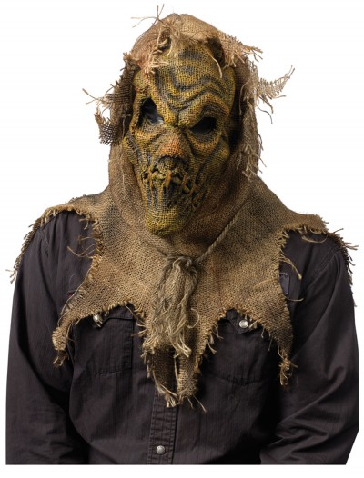 Scary Scarecrow Mask, halloween costume (Scary Scarecrow Mask)
