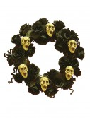 Scary Wreath, halloween costume (Scary Wreath)