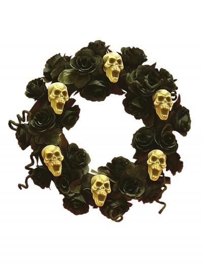 Scary Wreath, halloween costume (Scary Wreath)