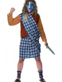 Scottish Warrior Costume, halloween costume (Scottish Warrior Costume)