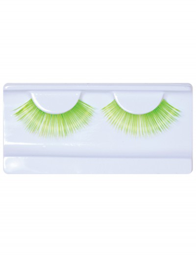Screamin Green Crayola Eyelashes, halloween costume (Screamin Green Crayola Eyelashes)