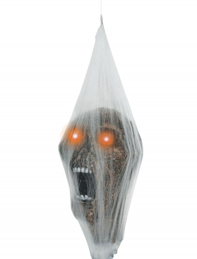 Screaming Light Up Larva Head, halloween costume (Screaming Light Up Larva Head)
