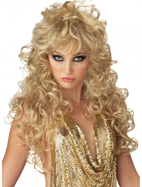 Seduction Wig, halloween costume (Seduction Wig)