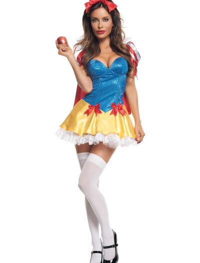 Sequin Snow White Costume, halloween costume (Sequin Snow White Costume)
