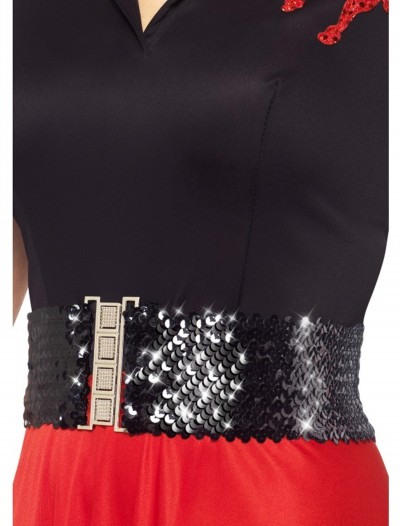 Sequin Waist Belt, halloween costume (Sequin Waist Belt)