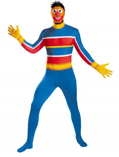 Sesame Street Adult Ernie Skin Suit, halloween costume (Sesame Street Adult Ernie Skin Suit)