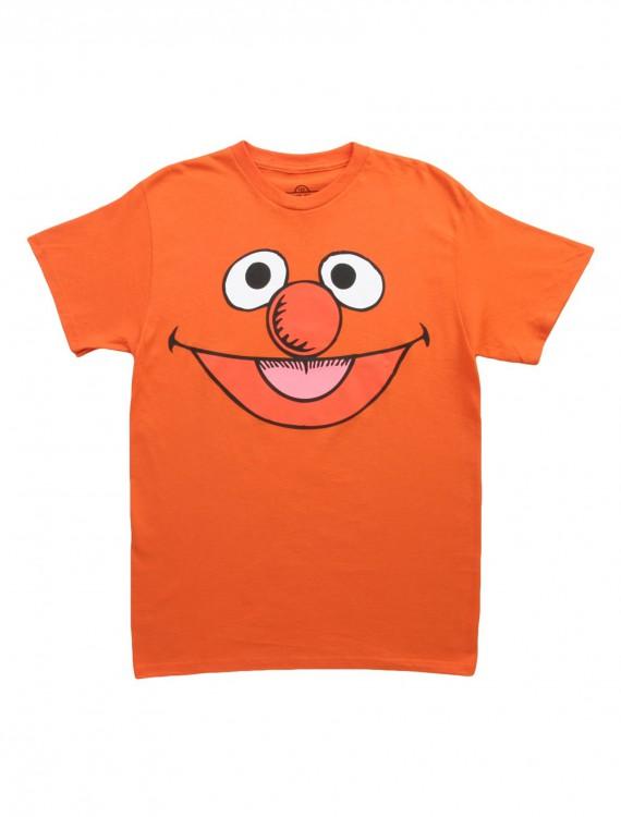Sesame Street Ernie Costume T-Shirt, halloween costume (Sesame Street Ernie Costume T-Shirt)