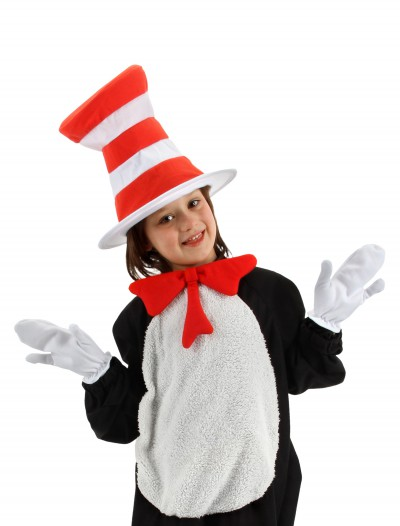 Seuss Kids Cat in the Hat Accessory Kit, halloween costume (Seuss Kids Cat in the Hat Accessory Kit)