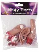 Severed Body Parts Set, halloween costume (Severed Body Parts Set)