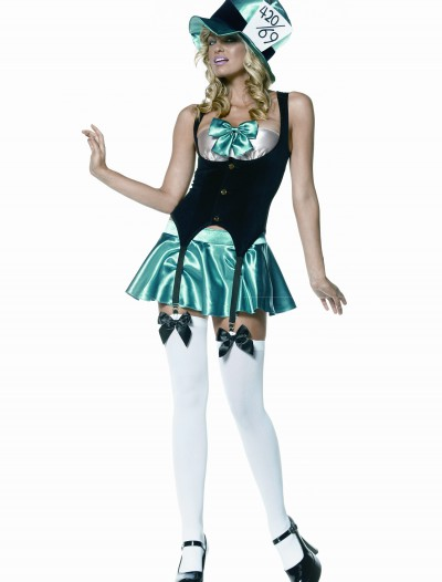 Sexy Adult Mad Hatter Costume halloween costume (Sexy Adult Mad Hatter Costume)  sc 1 st  Halloween Costumes & Mad Hatter Costumes - Halloween Costumes