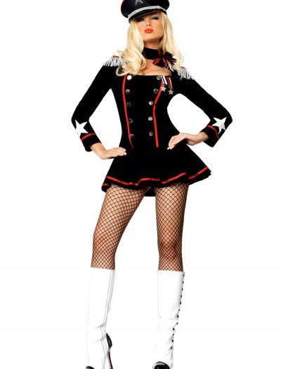 Sexy Army Major Costume, halloween costume (Sexy Army Major Costume)