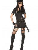 Sexy Bad Cop Costume, halloween costume (Sexy Bad Cop Costume)