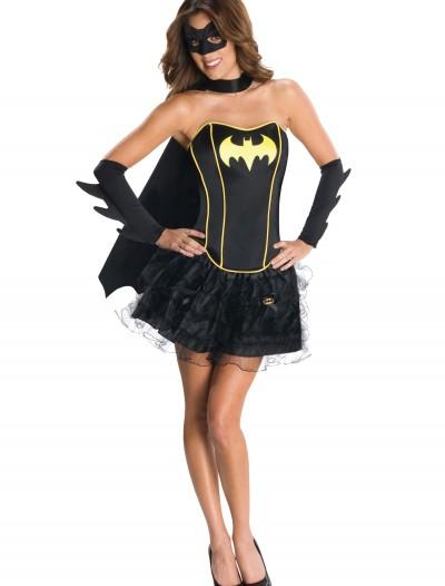 Sexy Batgirl Corset Costume, halloween costume (Sexy Batgirl Corset Costume)
