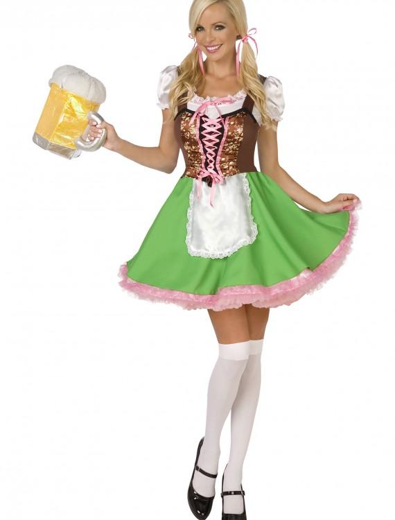 Sexy Bavarian Girl Costume, halloween costume (Sexy Bavarian Girl Costume)