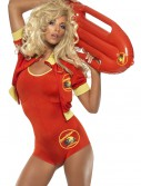 Sexy Baywatch Lifeguard Costume, halloween costume (Sexy Baywatch Lifeguard Costume)