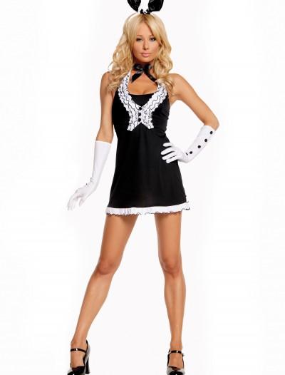 Sexy Black Tie Bunny Costume, halloween costume (Sexy Black Tie Bunny Costume)