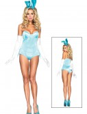 Sexy Blue Bunny Costume, halloween costume (Sexy Blue Bunny Costume)