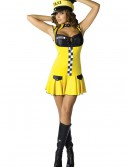 Sexy Cab Driver Costume, halloween costume (Sexy Cab Driver Costume)