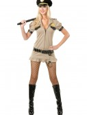 Sexy California Sheriff Costume, halloween costume (Sexy California Sheriff Costume)