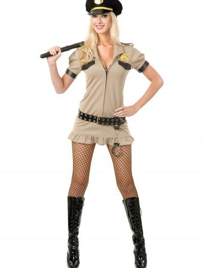 Sexy California Sheriff Costume, halloween costume (Sexy California Sheriff Costume)