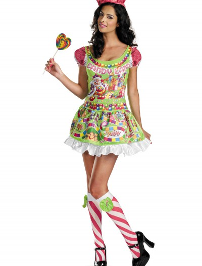 Sexy Candyland Costume, halloween costume (Sexy Candyland Costume)