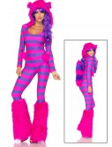 Sexy Cheshire Cat Costume, halloween costume (Sexy Cheshire Cat Costume)
