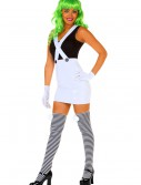 Sexy Chocolate Factory Worker Costume, halloween costume (Sexy Chocolate Factory Worker Costume)