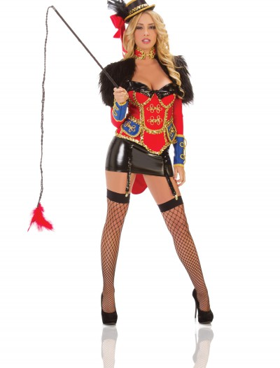 Sexy Circus Ring Leader Costume, halloween costume (Sexy Circus Ring Leader Costume)