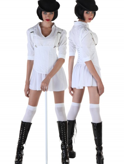 Sexy Clockwork Orange Costume, halloween costume (Sexy Clockwork Orange Costume)