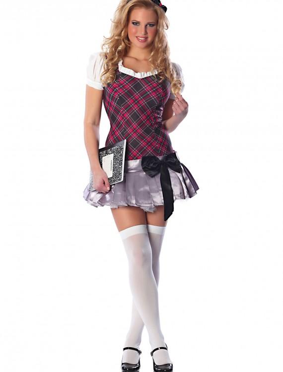 Sexy Collegiate School Girl Costume, halloween costume (Sexy Collegiate School Girl Costume)