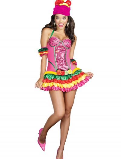 Sexy Conga Girl Costume, halloween costume (Sexy Conga Girl Costume)