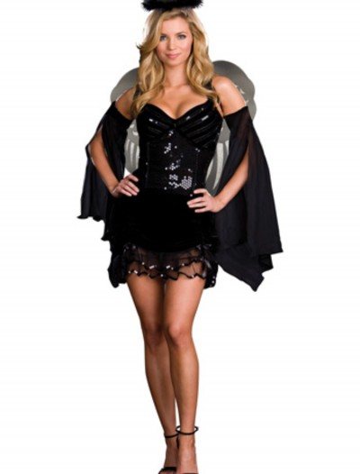 Sexy Dark Angel Costume, halloween costume (Sexy Dark Angel Costume)
