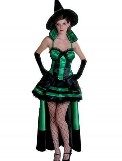 Sexy Deluxe Witch Costume, halloween costume (Sexy Deluxe Witch Costume)