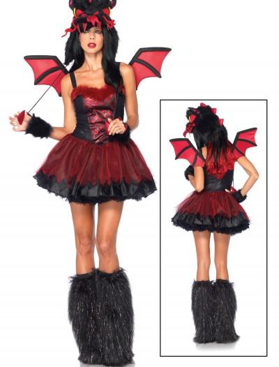 Sexy Demon Dragon Costume, halloween costume (Sexy Demon Dragon Costume)