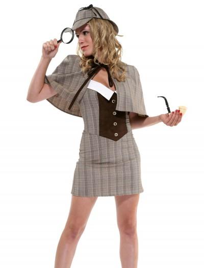 Sexy Detective Costume, halloween costume (Sexy Detective Costume)