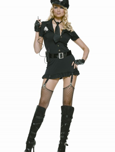 Sexy Dirty Cop Costume, halloween costume (Sexy Dirty Cop Costume)