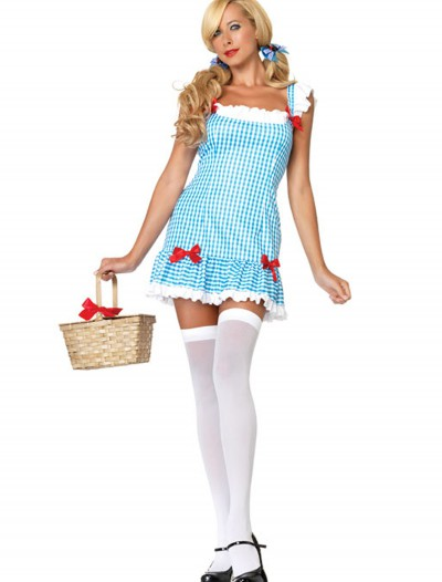 Sexy Kansas Girl Dress, halloween costume (Sexy Kansas Girl Dress)
