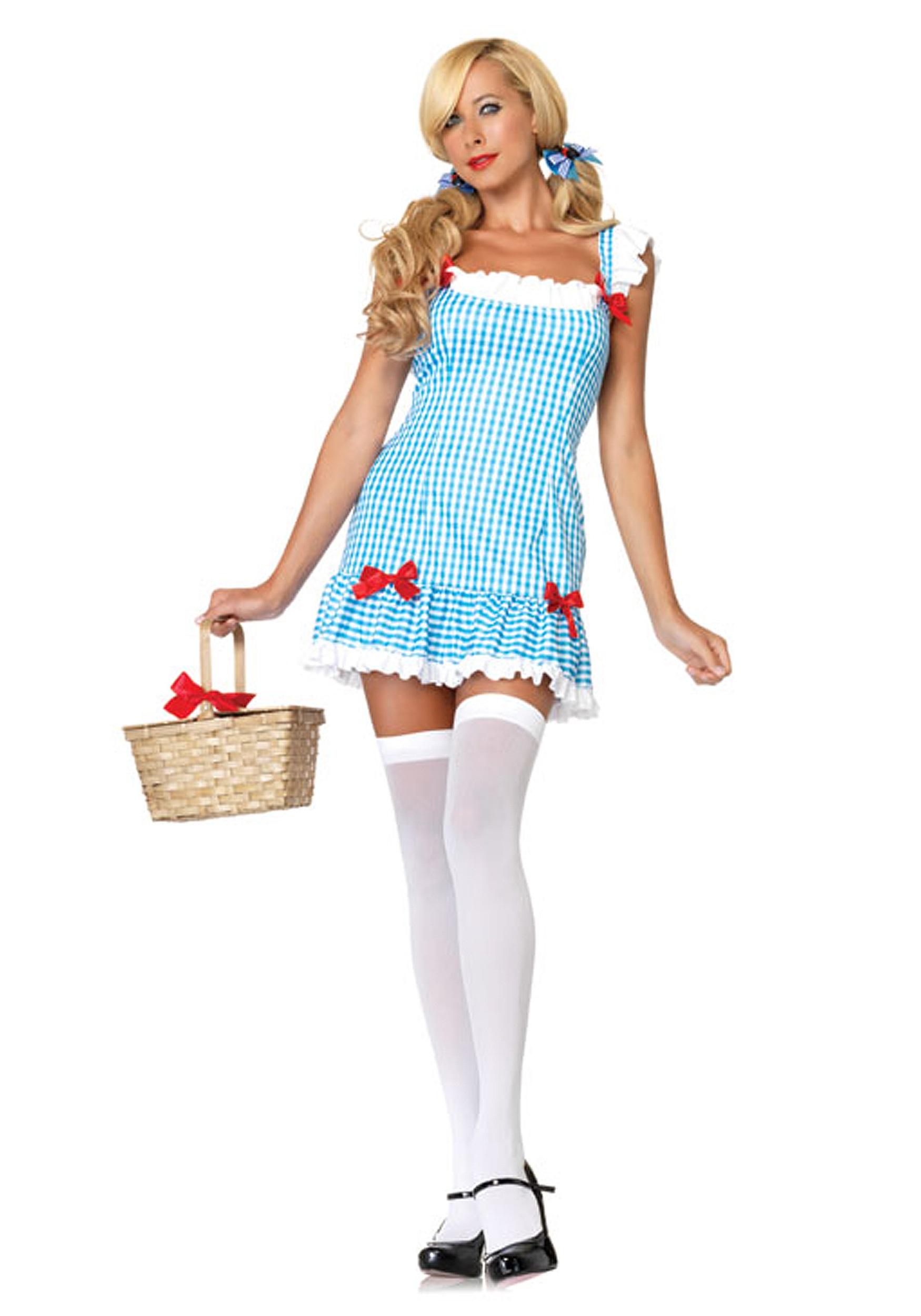 Sexy costume dress