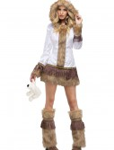 Sexy Eskimo Adult Costume, halloween costume (Sexy Eskimo Adult Costume)