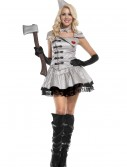 Sexy Exclusive Metal Woman Costume, halloween costume (Sexy Exclusive Metal Woman Costume)