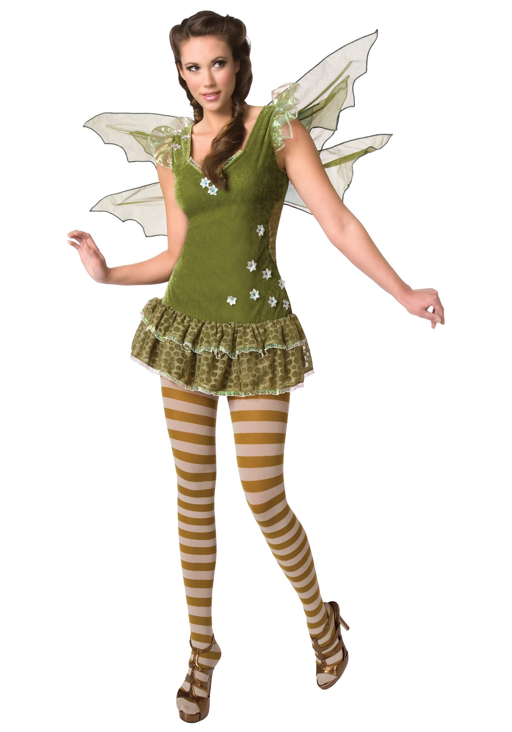 d7d54234c5a Sexy Fairy Halloween Costume