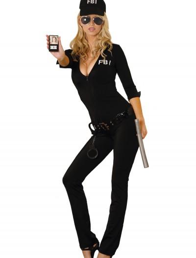 Sexy FBI Agent Costume, halloween costume (Sexy FBI Agent Costume)