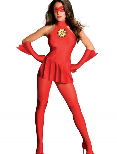 Sexy Flash Costume, halloween costume (Sexy Flash Costume)