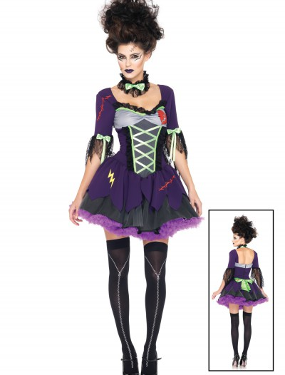 Sexy Frankie's Bride Costume, halloween costume (Sexy Frankie's Bride Costume)