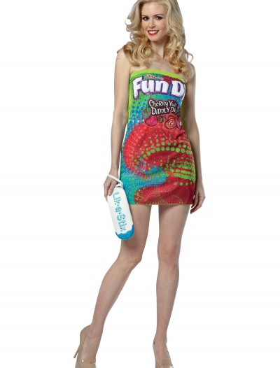 Sexy Fun Dip Dress, halloween costume (Sexy Fun Dip Dress)