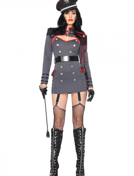 Sexy General Punishment Costume, halloween costume (Sexy General Punishment Costume)