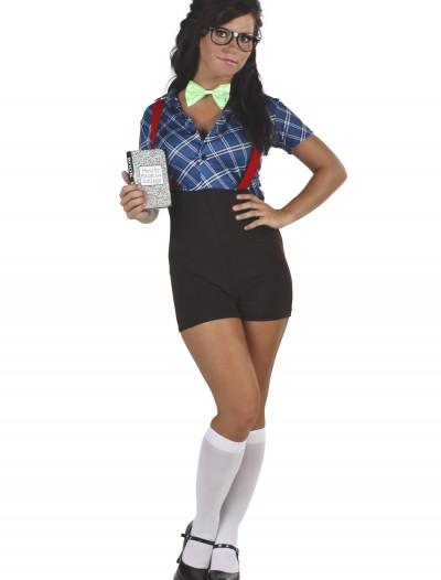 Sexy Girl Nerd Costume, halloween costume (Sexy Girl Nerd Costume)