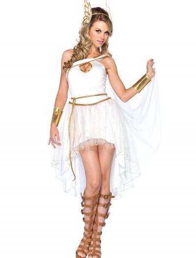 Sexy Goddess Hermes Costume, halloween costume (Sexy Goddess Hermes Costume)