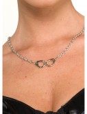 Sexy Handcuff Necklace, halloween costume (Sexy Handcuff Necklace)