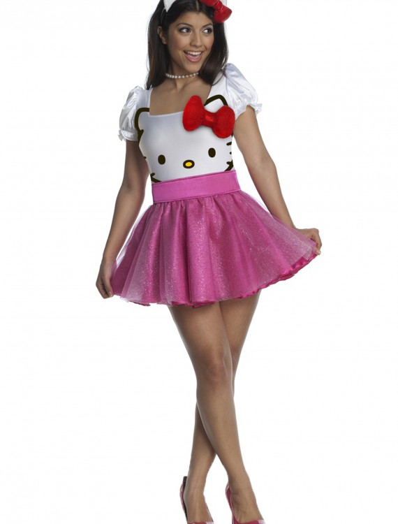 Hello kitty costumes adults